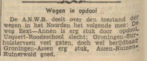 0-0-0  Gemeente weg eext annen opdooi