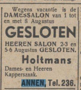 0-08-01 Winkel kapper holtman