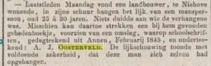 1845-02-15  Divers Oosterveld a j  ophanging