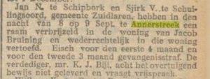 1906-10-24 Geweld misdaad glas stuk Bruining venema