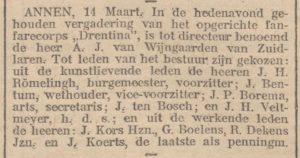 1910-03-17 Vereniging oprichting drenthina