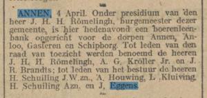 1914-00-00 Vereniging oprichting boerenleenbank schuiling burg. romeling brandts kluiving eggens