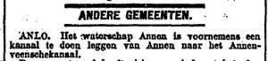 1915-03-14 Divers kanaalaanleggen annen annerveenschekanaal