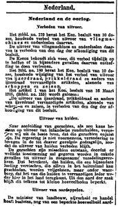 1915-04-11 Divers aardappels uitvoer 1 van 2
