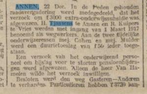 1916-00-00 Gemeente Cohen tjasses