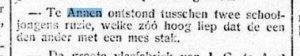 1922-00-00 Geweld misdaad Ruzie mes