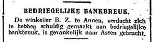 1923-11-20 Geweld misdaad winkelier B.Z. fraude