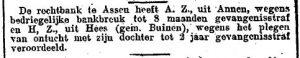 1924-01-05 Geweld misdaad rechtbank a.z. te annen