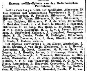 1926-09-12 Onderwijs politie huisman p.j.