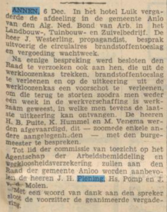 1932-12-06 Politiek piening alg bond arbeid