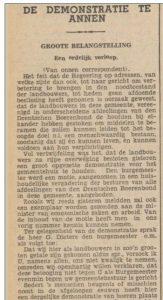 1933-02-10 Politiek boerenbond demonstratie a