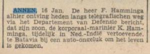 1934-01-16 Divers korporaal hamminga f overl