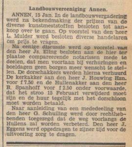 1934-1-16 Vereniging landbouwver. js.eling,g.schuiling de hullen