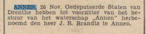 1935-11-26 Politiek Brandts j r  waterschap verk