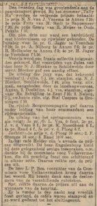 1936-07-15 Volksvermaken Tally-Ho J.Venema 1e prijs