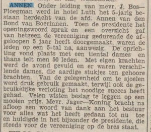 1938-00-00 Vereniging bond van boerinnen