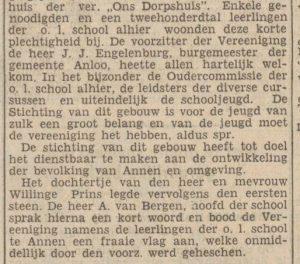 1938-06-27 Vereniging eerste steen dorpshuis
