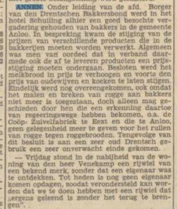 1939-00-00 Divers bakkersbond
