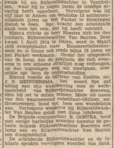 1939-04-03 Gemeente veldwachter Boerema  (2)