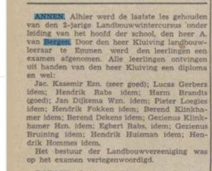 1941-00-00 Onderwijs landbouwcurcus hommes h rabs e