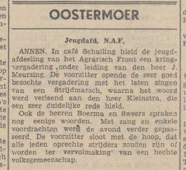 1941-04-01 Vereniging vergadering agrarischfront  j.meursing