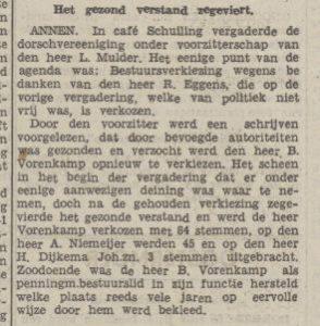 1941-08-04 Vereniging vergadering dorschvereninging dijkema vorenkamp