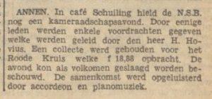 1941-08-29 Politiek nsb kameraadschapavond bij b.schuiling