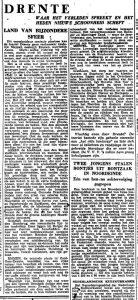 1942-04-17 Divers toerisme
