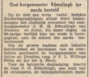 1947-11-17 Gemeente romelingh overl