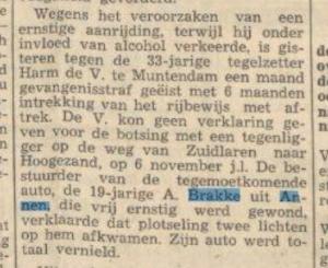 1966-00-00 Geweld misdaad Brakke ongeval