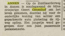 1969-09-01 Ongeval Geert Groenhof
