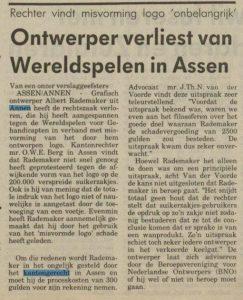 1990-00-00 Geweld misdaad Rademaker a