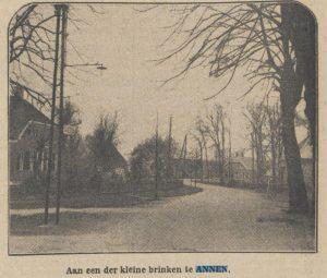 foto ongeveer ongeveer 50 jaar geleden kruisstraat